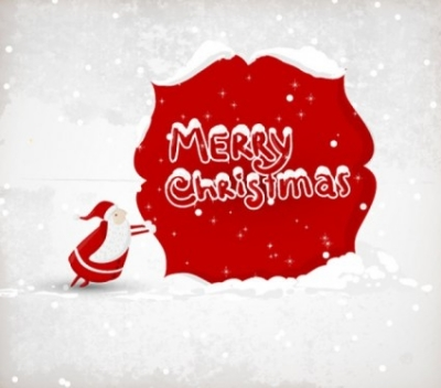 Free vector Vector Christmas  exquisite christmas illustration 01 vector