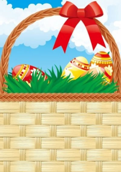 Free vector Vector background  exquisite eggs background 05 vector