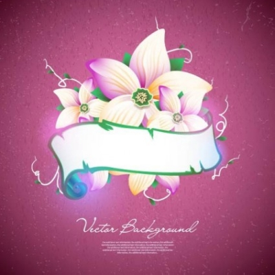 Free vector Vector background  exquisite floral design background 05 vector