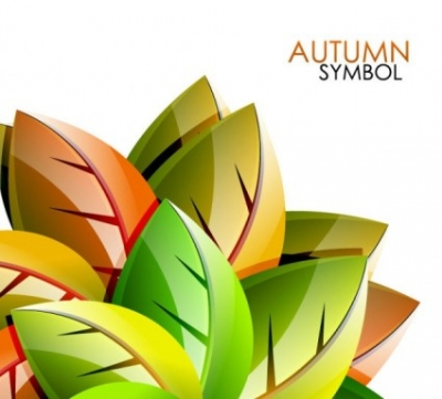 Free vector Vector background  exquisite leaf background 02 vector