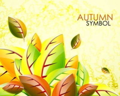 Free vector Vector background  exquisite leaf background 03 vector