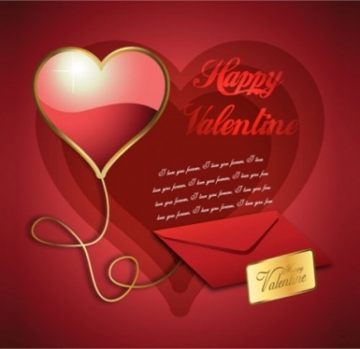 Free vector Vector background  exquisite valentine background 05 vector