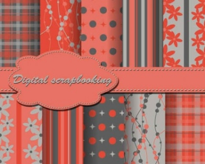 Free vector Vector background  Fabric lines Patterns Background