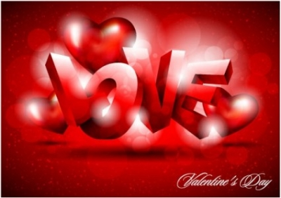 Free vector Vector background  fancy valentine background 02 vector