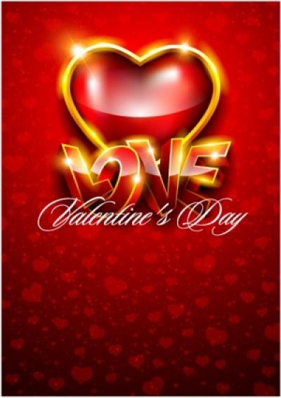 Free vector Vector background  fancy valentine background 05 vector