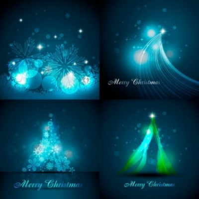 Free vector Vector background  fantastic christmas snowflake background vector