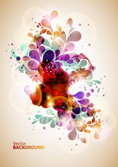 Free vector Vector background  fashion background 02 vector