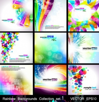 Free vector Vector background  fashion background vector 2 glare symphony
