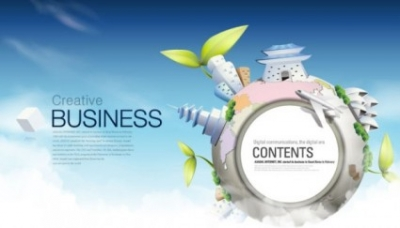 Free vector Vector background  fashion concept of environmental protection global business background design vector 3