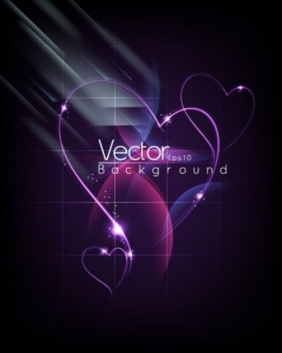 Free vector Vector background  fashion halo dynamic background 04 vector