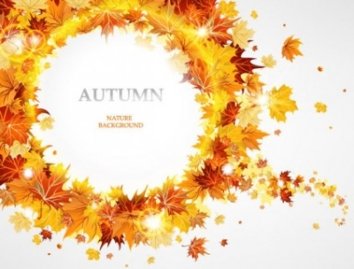 Free vector Vector background  fashion maple leaf background 02 vector