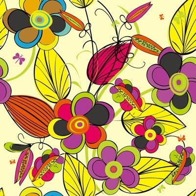 Free vector Vector background  fashion pattern vector 2 background