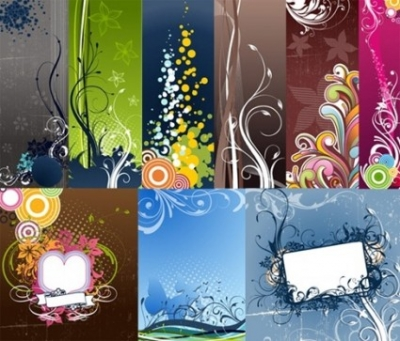 Free vector Vector background  Fashion Vector Background Graphic Pack