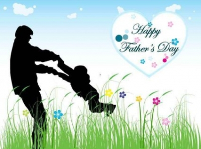 Free vector Vector background  Father's Day vector background