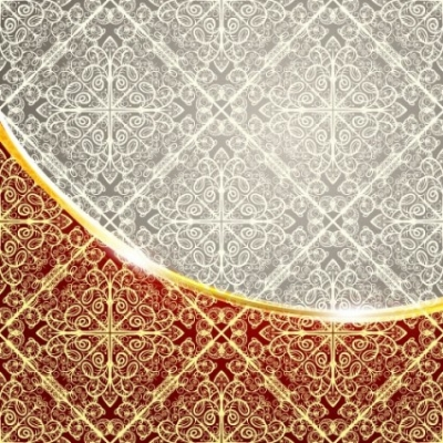 Free vector Vector background  fine pattern background vector