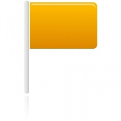 Free icon icons  Flag yellow