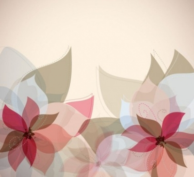 Free vector Vector abstract  Floral Abstract Background