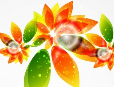 Free vector Vector floral  Floral Abstract Background Vector Graphic