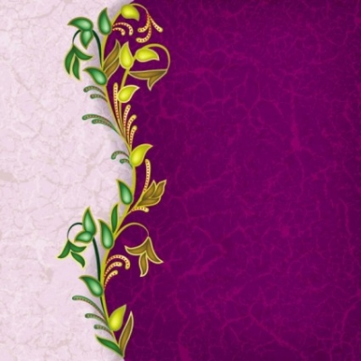 Free vector Vector background  floral background 04 vector