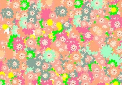 Free vector Vector floral  Floral Colorful Background Vector