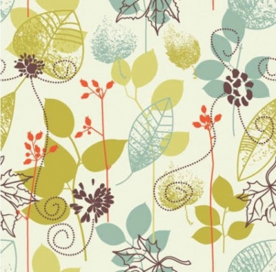 Free vector Vector background  floral design element vector background