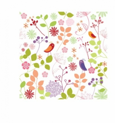 Free vector Vector pattern  Floral pattern