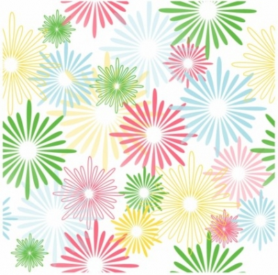 Free vector Vector floral  Floral Pattern