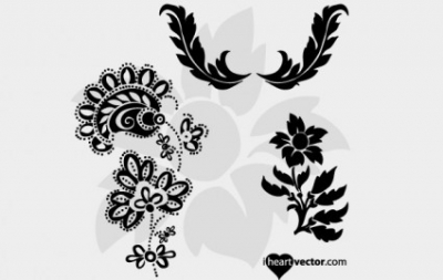 Free vector Vector misc  Flourish Vector Pack 2