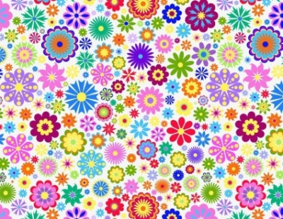 Free vector Vector flower  Flower Background Design Vector Illustration