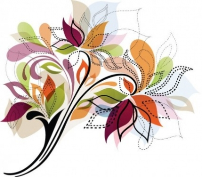 Free vector Vector flower  Flower Design Element Vector Illustration