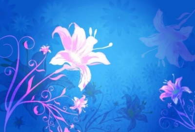 Free vector Vector flower  Flower Vector Background Graphic