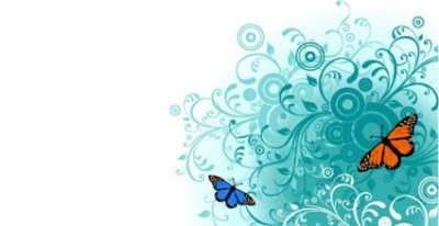 Free vector Vector flower  Flowers and Butterfly vector