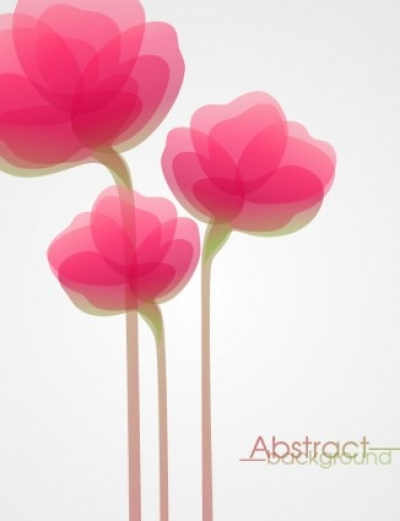Free vector Vector flower  flowers vector fashion