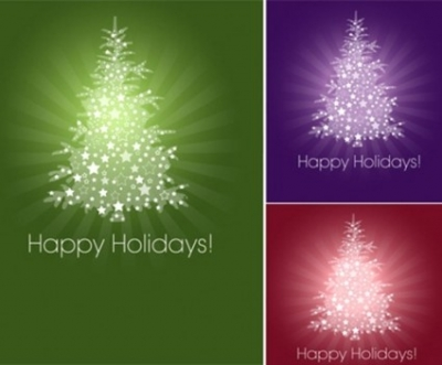 Free vector Vector Christmas  Free Christmas Tree Vector Graphic Pack