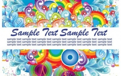 Free vector Vector background  Free colorful background
