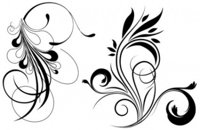 Free vector Vector flower  Free floral vector