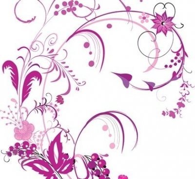 Free vector Vector floral  Free Floral Vector Graphic