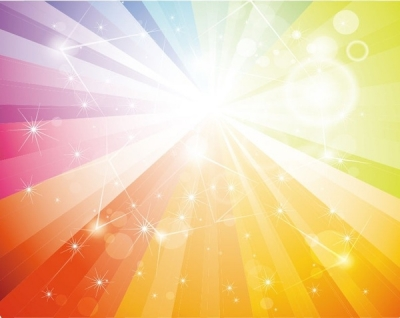 Free vector Vector background  Free Rainbow Galaxy Vector Background