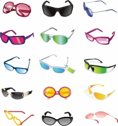 Free vector Vector misc  Free Sunglasses Vector illustration