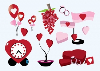 Free vector Vector Heart  Free Valentine Vector Graphics