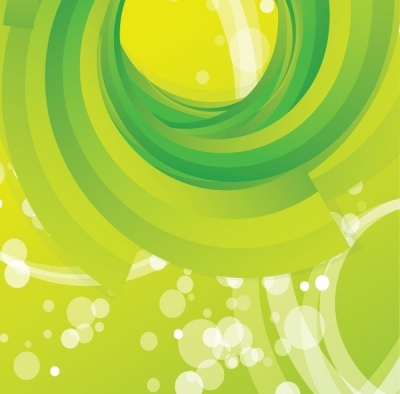 Free Vector Abstract Green Swirl Background Free vector 619.43KB