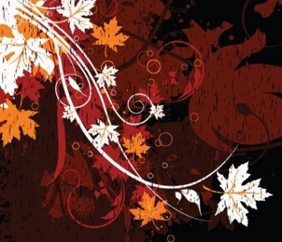 Free vector Vector floral  Free Vector Floral Grungy Background