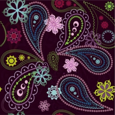 Free vector Vector pattern  Free Vintage Flower Seamless Pattern Vector Graphic