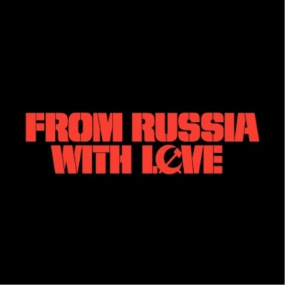 Free vector Vector logo  from russia with love