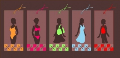 Free vector Vector misc  Funky Fashion Tags