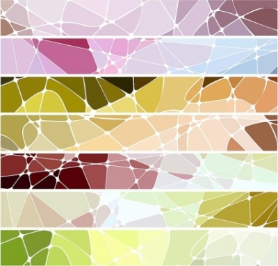 Free vector Vector misc  geometric mosaic texture vector