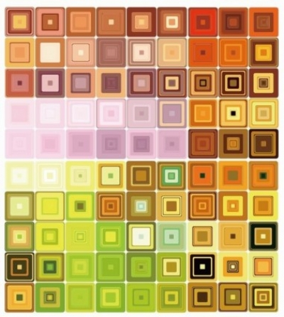 Free vector Vector background  Geometric Mosaic Vector Background