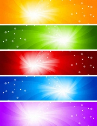 Free vector Vector background  glare banner background vector graphics