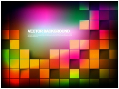 Free vector Vector background  gorgeous box background 02 vector