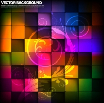 Free vector Vector background  gorgeous box background 04 vector
